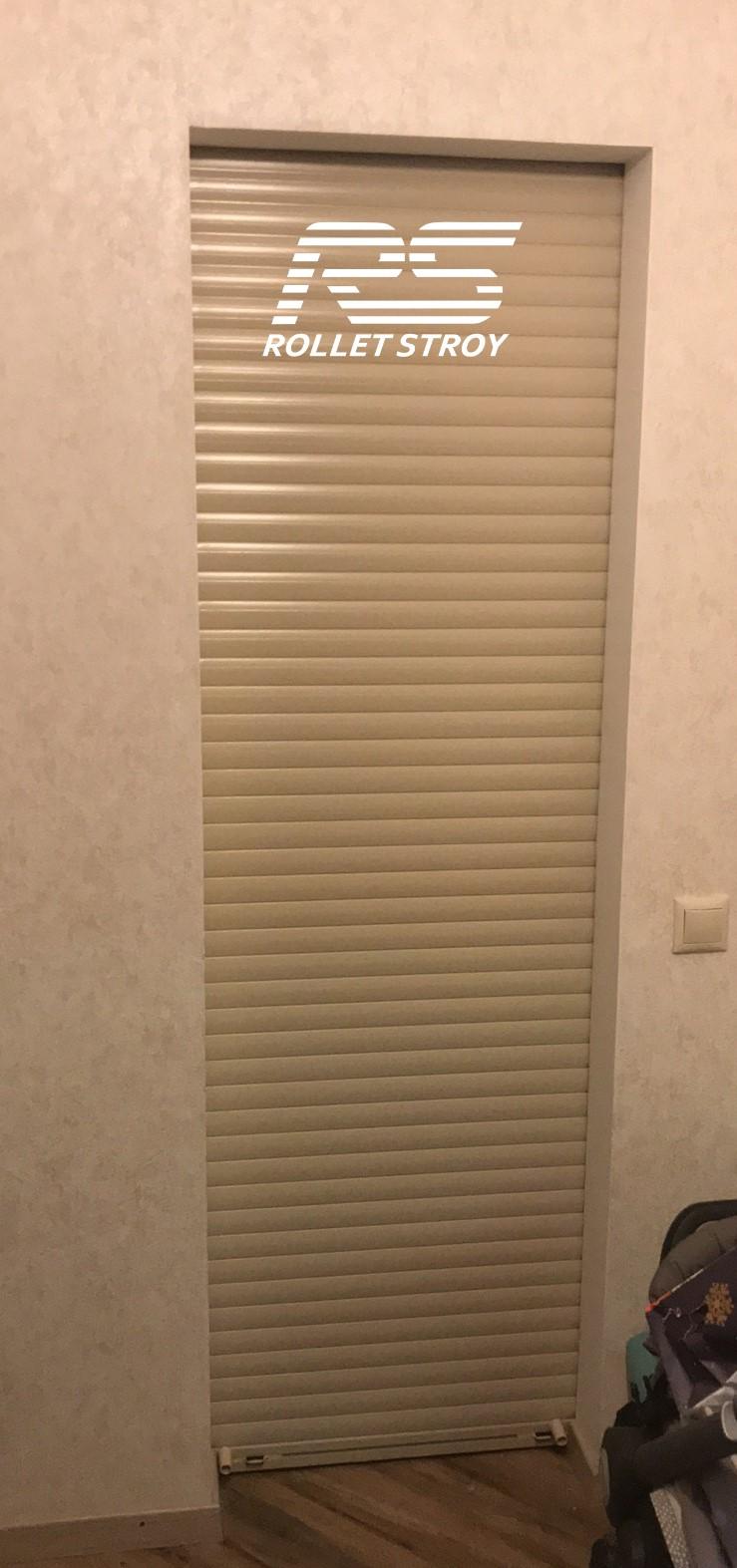 Роллеты для шкафа, ниши в Москве