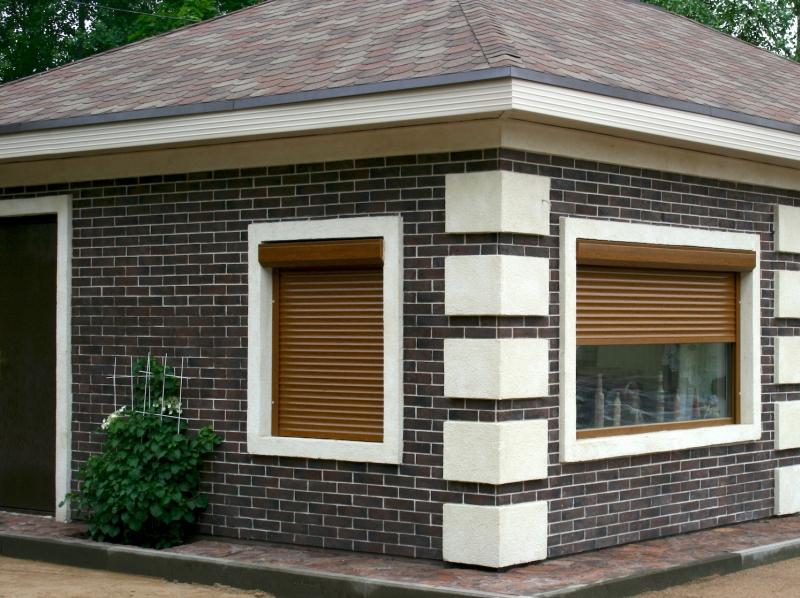 Роллеты на окна для дачи