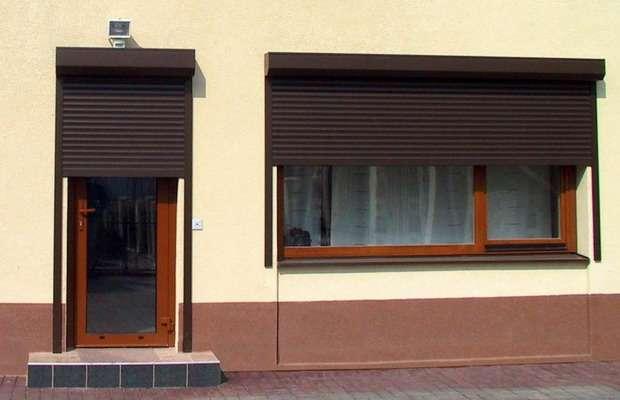 Красногорск рольставни окна